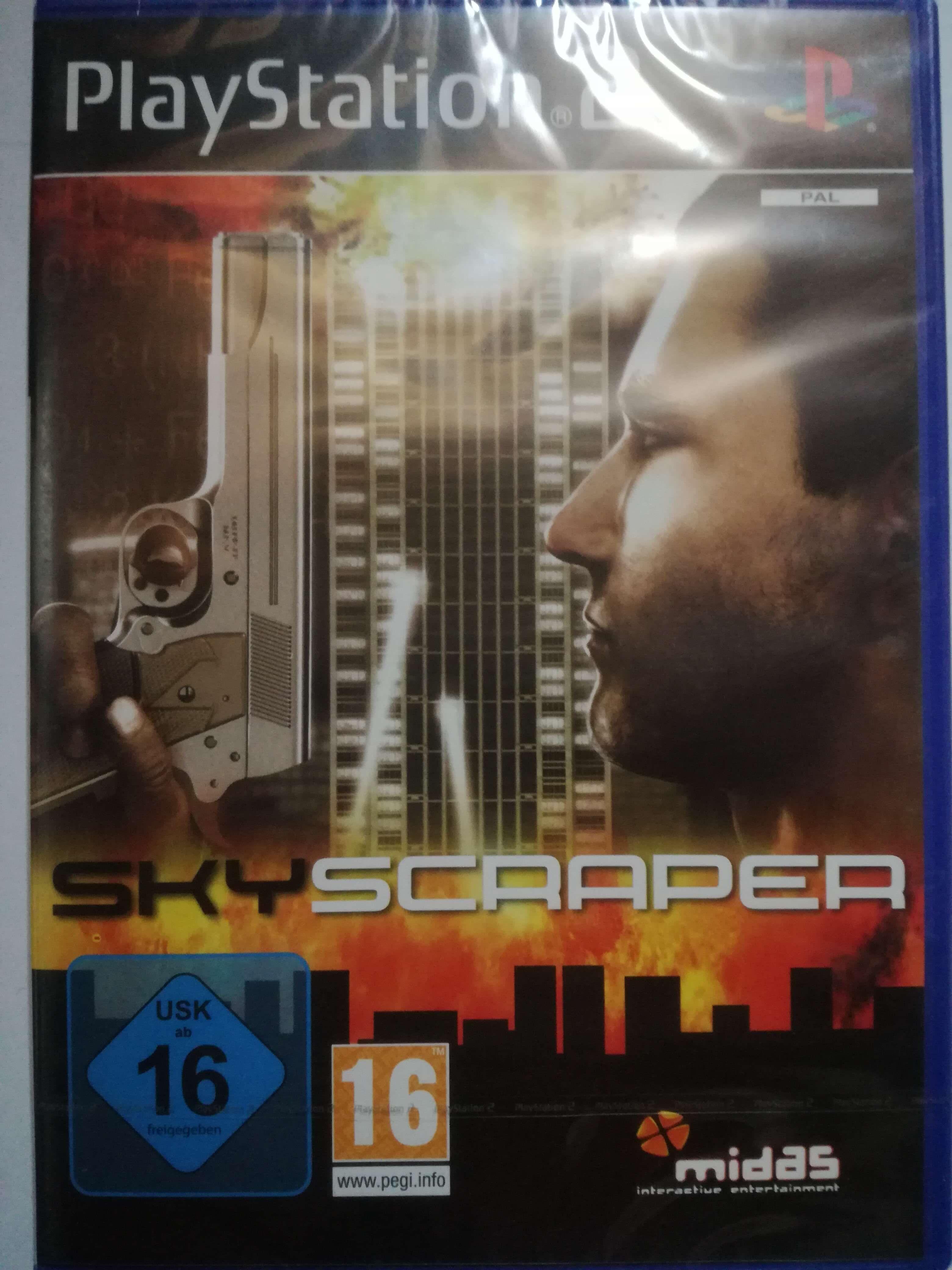 Skyscraper - PlayStation 2 Játékok