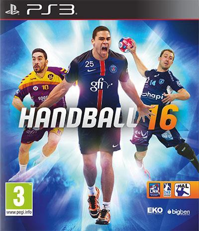 Handball 16 - PlayStation 3 Játékok
