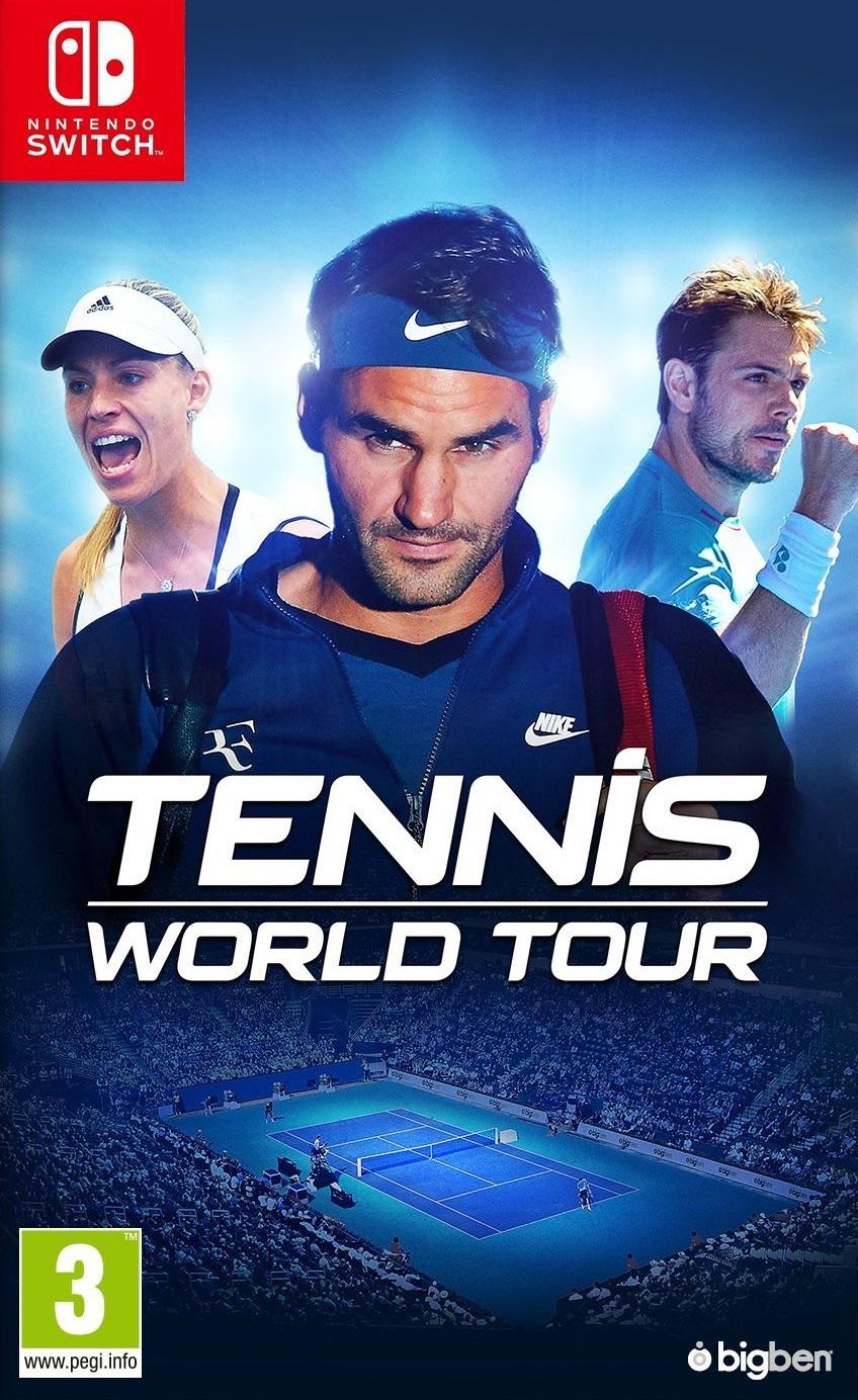 Tennis World Tour - Nintendo Switch Játékok