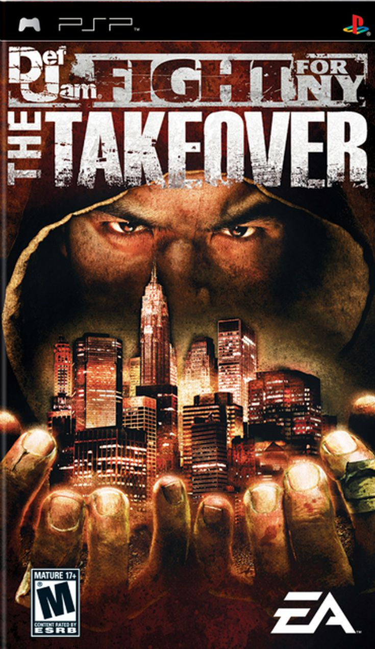 Def Jam Fight for NY The Takeover