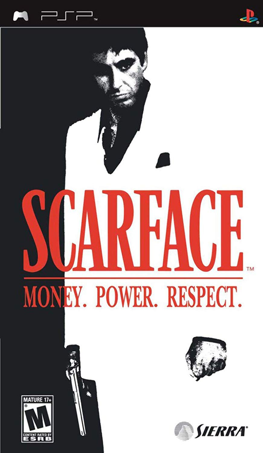 Scarface Money. Power. Respect.