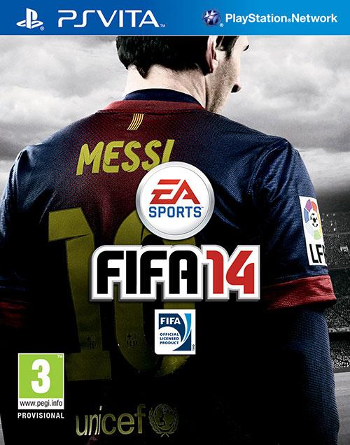 Fifa 14 PS Vita (Legacy Edition)