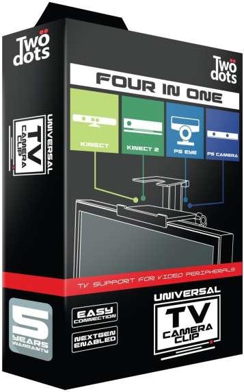 Two Dots Univerzális kameratartó (360 One Ps3 Ps4) - Xbox 360 Kiegészítők