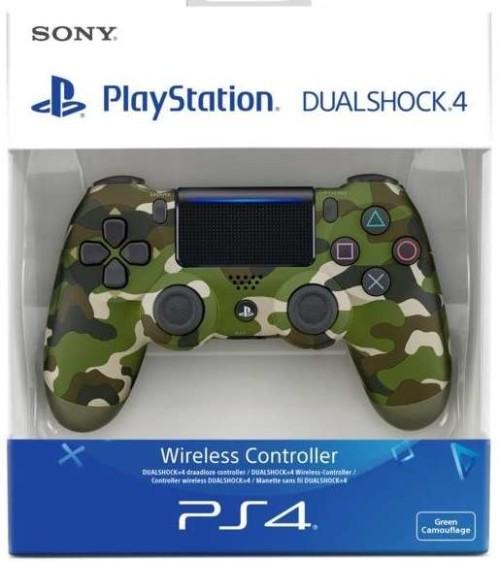 Sony PlayStation DualShock 4 V2 kontroller (Terepmintás)