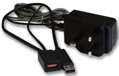 Microsoft Xbox 360 Kinect Sensor hálózati adapter (Angol Hálózati csatlakozással)
