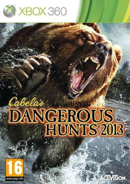 Cabelas Dangerous Hunts 2013 - Xbox 360 Játékok