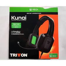 Tritton Kunai Stereo Headset (Xbox One, PC)