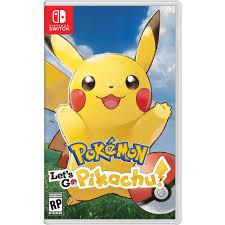 Pokémon Lets Go Picachu!