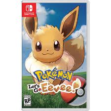 Pokémon Lets Go Eevee!