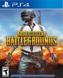 Playerunknowns  Battlegrounds (PUBG)