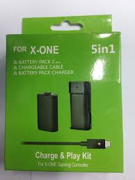 Charge and Play Kitt 5in1 (Oem)