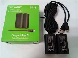 Charge and Play Kitt 3in1 (Oem)
