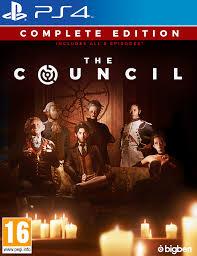 The Council Complete Edition - PlayStation 4 Játékok