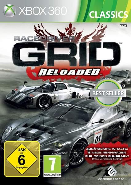 GRID Race Driver Reloaded