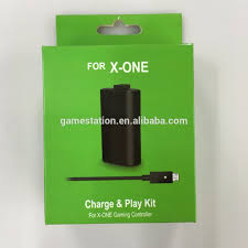 Charge & Play Kit
