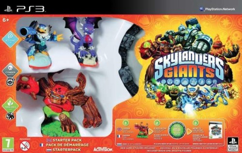 Skylanders Giants Starter Pack