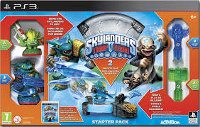 Skylanders Trap Team Starter Pack (Two Ways To Play) - PlayStation 3 Kiegészítők