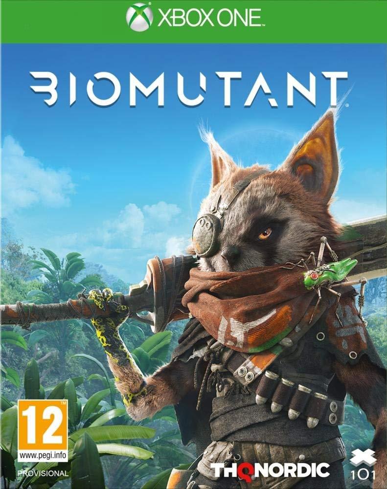 Biomutant (Series X kompatibilis) - Xbox One Játékok