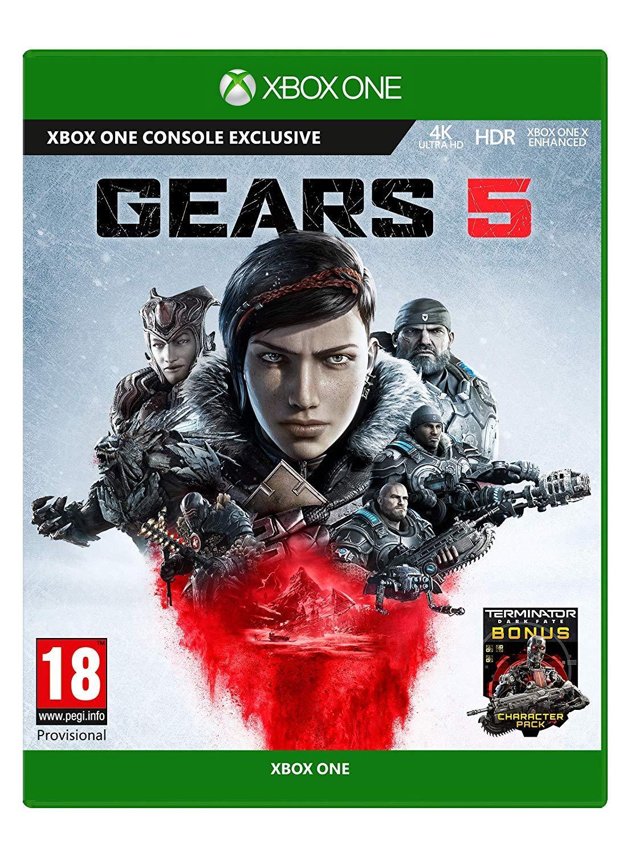 Gears 5 - Xbox One Játékok