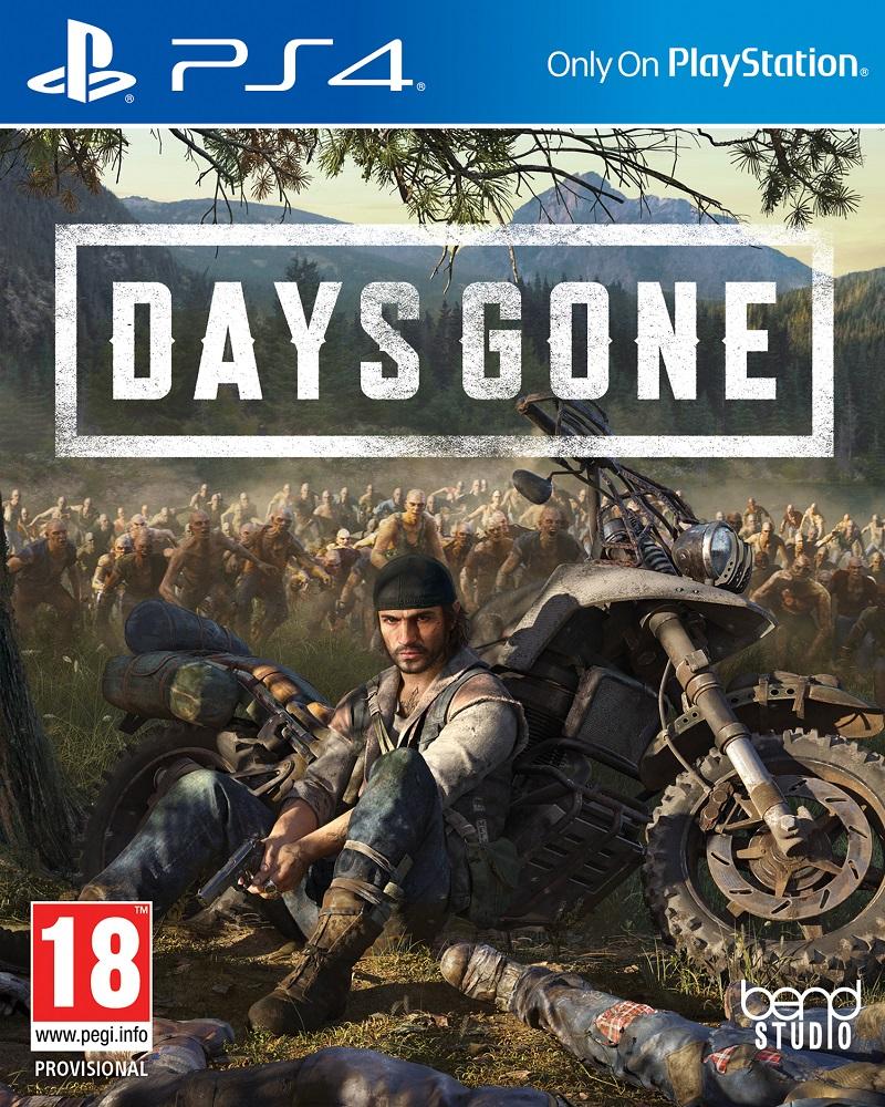 Days Gone (EN, PL, RU)