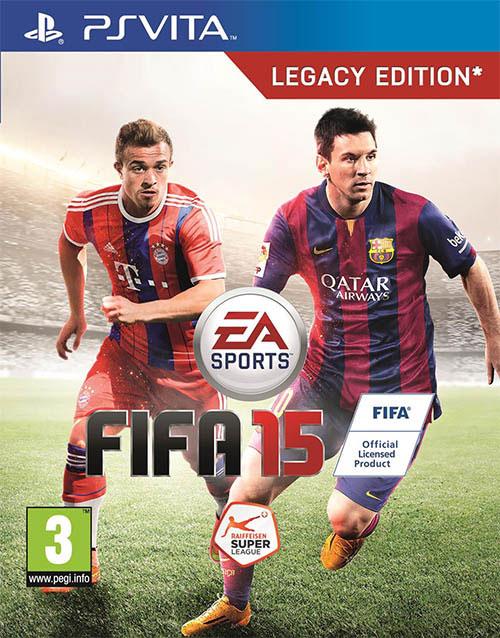 Fifa 15 PS Vita (Legacy Edition)