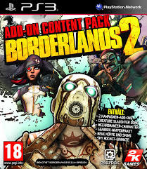 Borderlands 2 Add-on Content Pack - PlayStation 3 Játékok