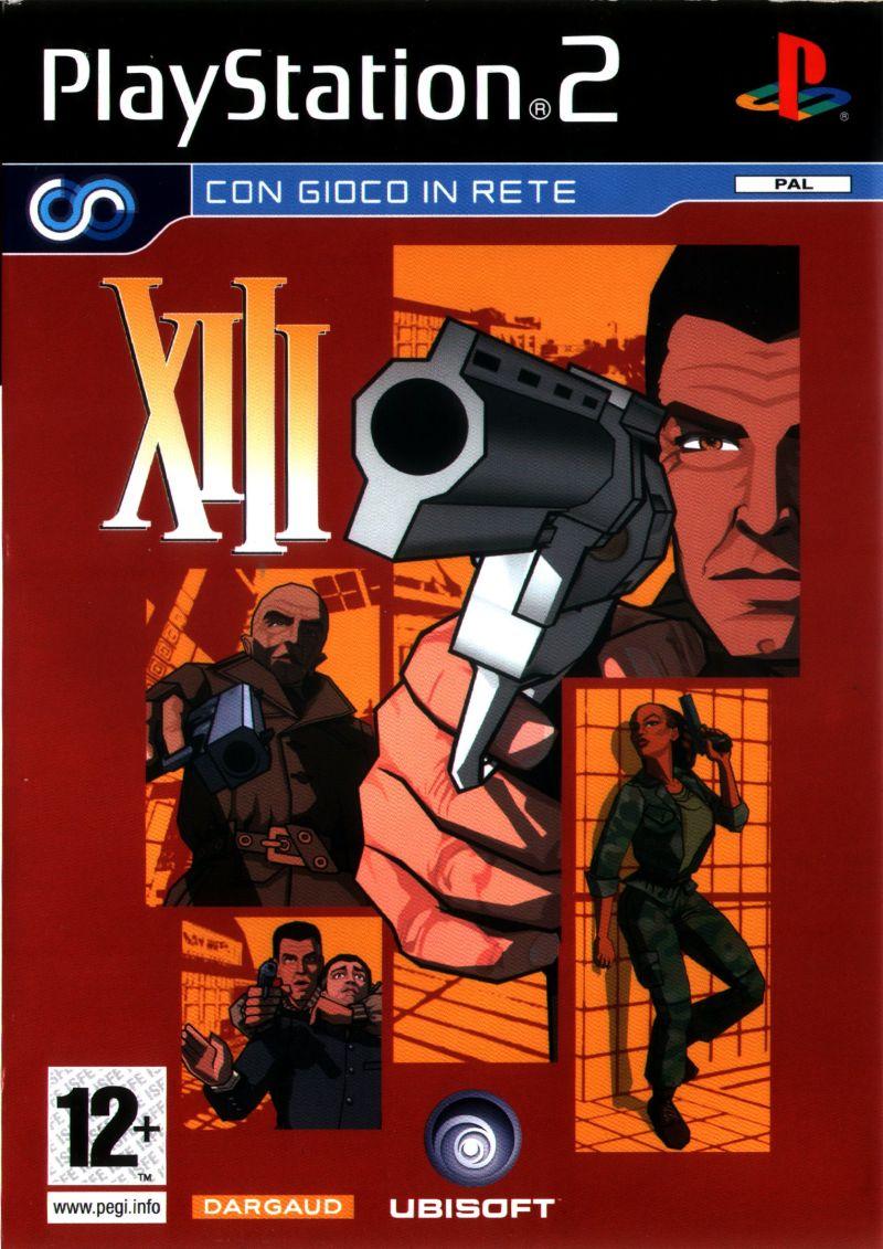 XIII - PlayStation 2 Játékok