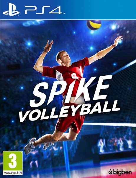 Spike Volleyball