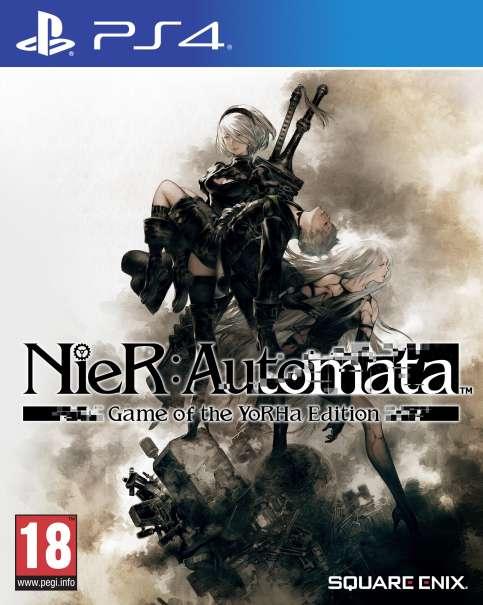 NieR: Automata Game of the YoRHa Edition - PlayStation 4 Játékok