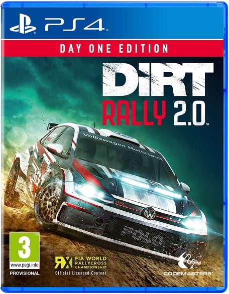 DiRT Rally 2.0 Day One Edition - PlayStation 4 Játékok