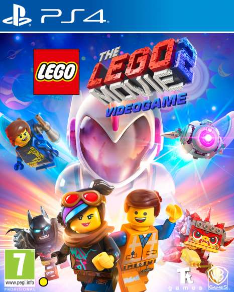 LEGO Movie 2 The Video Game
