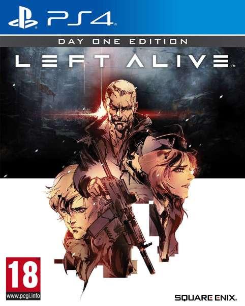 Left Alive Day One Edition - PlayStation 4 Játékok