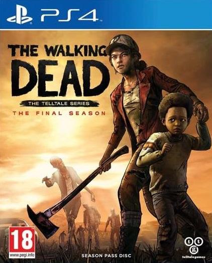 The Walking Dead The Telltale Series The Final Season - PlayStation 4 Játékok