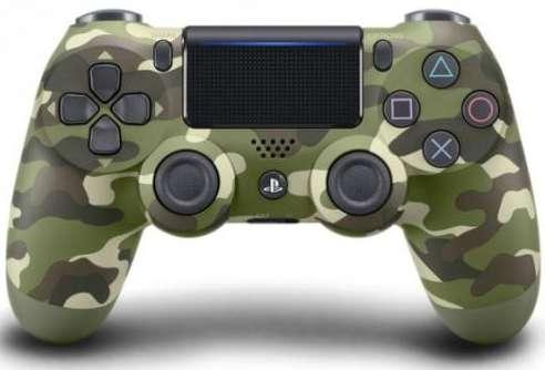 Sony PlayStation DualShock 4 V2 kontroller OEM (Terepmintás)