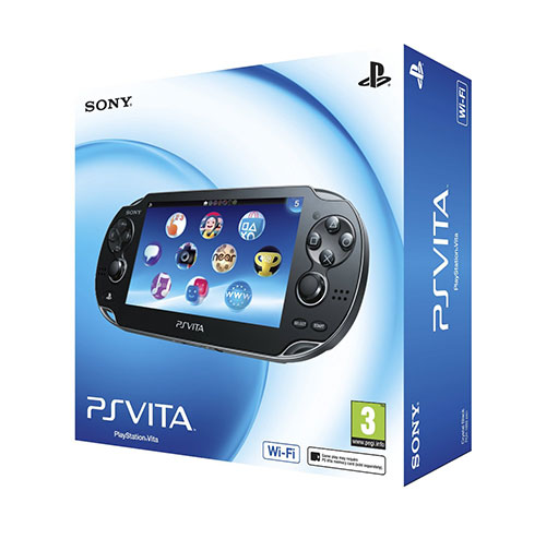 PlayStation Vita (Wi-fi)  FAT + 4GB Memory Card