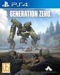 Generation Zero - PlayStation 4 Játékok