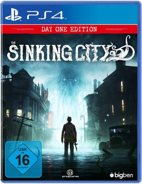 The Sinking City Day One Edition