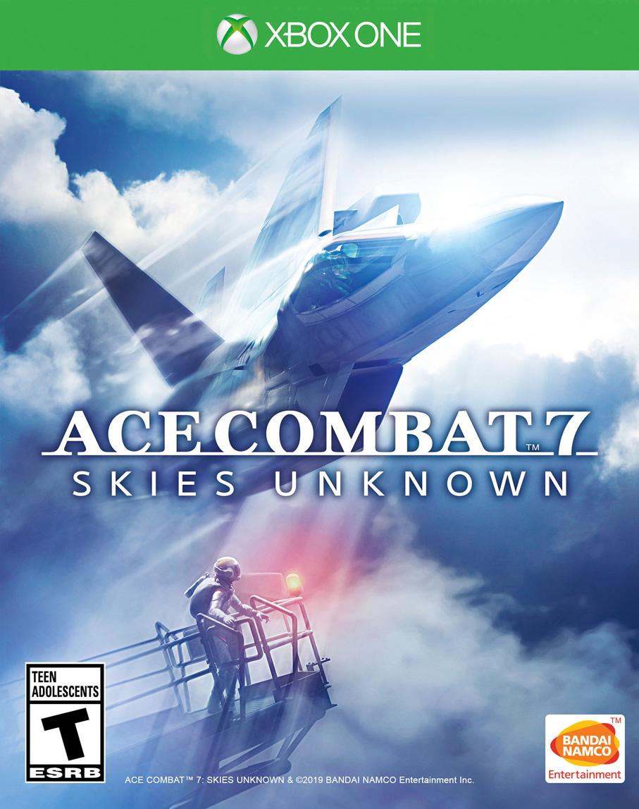 Ace Combat 7 Skies Unknow