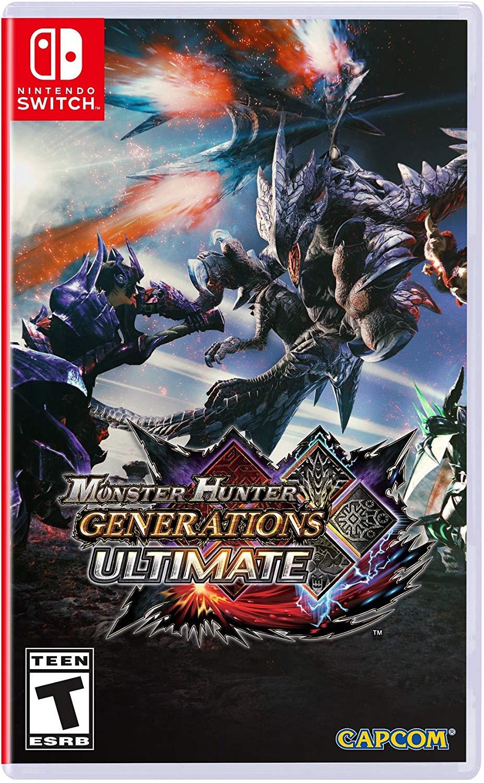 Monster Hunter Generation Ultimate