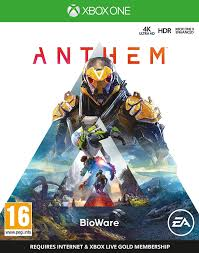 Anthem - Xbox One Játékok