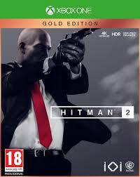 Hitman 2 Gold Edition Steelbook Edition