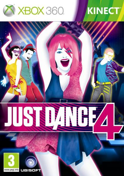 Just Dance 4 (Kinect)