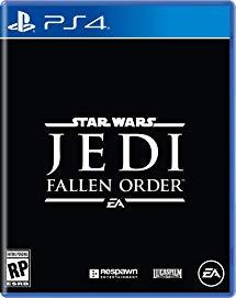 Star Wars Jedi Fallen Order - PlayStation 4 Játékok