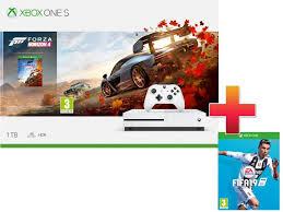 Xbox One S 1TB + Forza Horizon 4 + FIFA 19