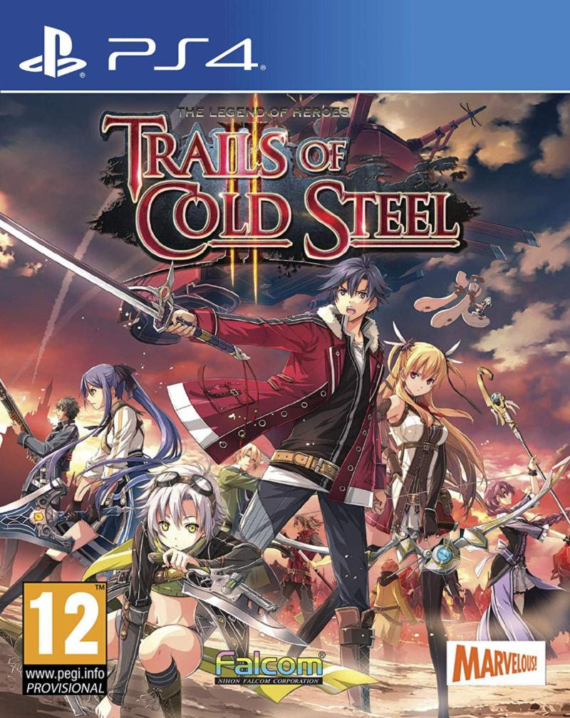 The Legend of Heroes Trails of Cold Steel II
