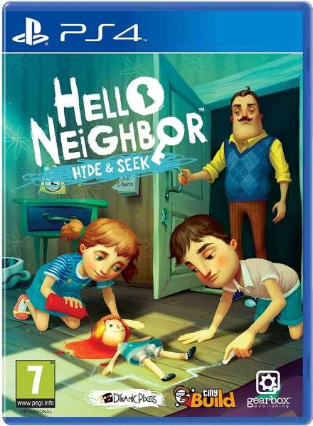 Hello Neighbor Hide And Seek