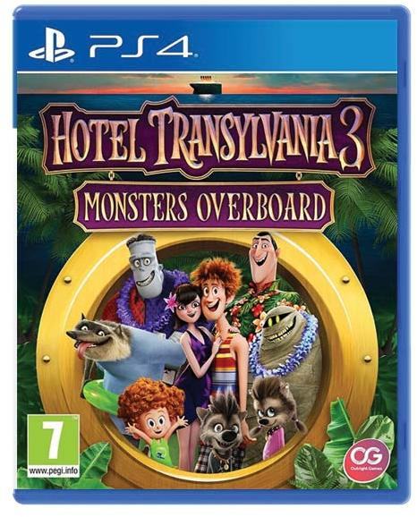 Hotel Transylvania 3 Monsters Overboard
