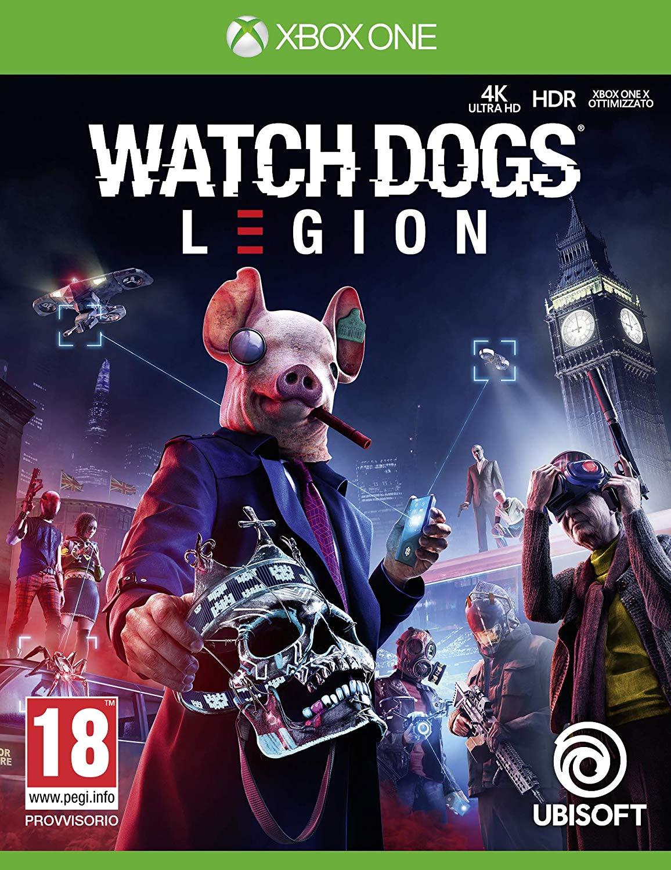 Watch Dogs Legion (Smart Delivery) - Xbox One Játékok