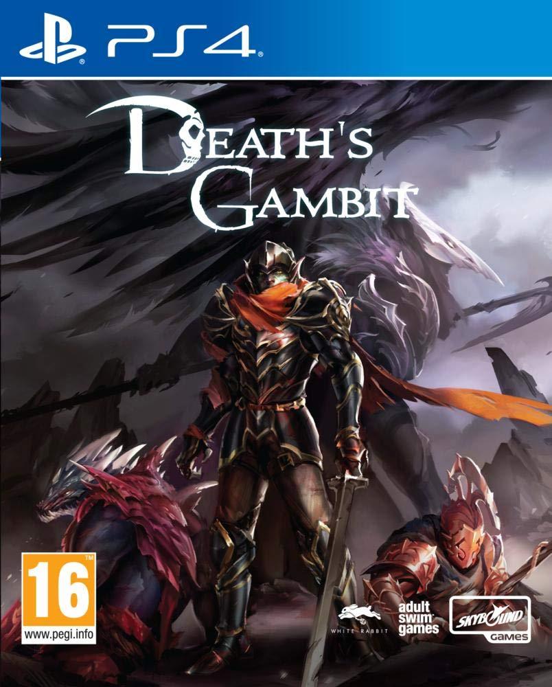 Deaths Gambit - PlayStation 4 Játékok