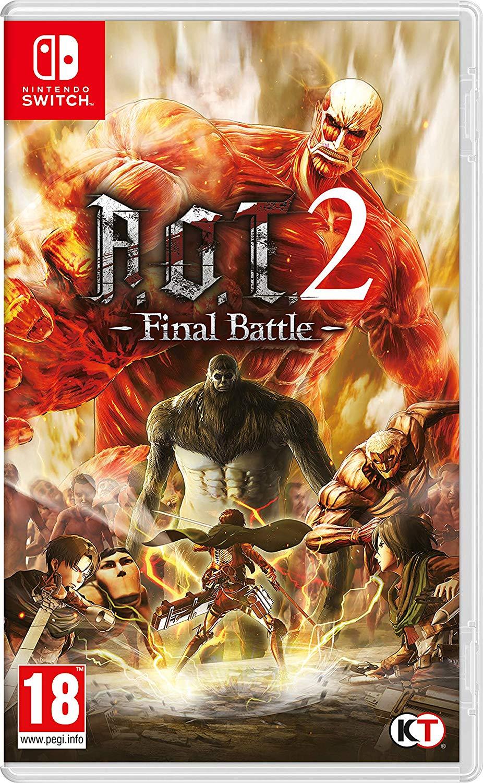Attack on Titan 2 (AOT 2) Final Battle